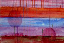 """Galleri Bechstein, """"Paintings"""" Örnsköldsvik 4/4-30/4 2007"""